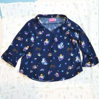 ディズニー(Disney)のディズニー ジャスミン シャツ レディース Mサイズ(シャツ/ブラウス(半袖/袖なし))
