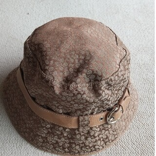 コーチ(COACH)のCOACH帽子(ハット)