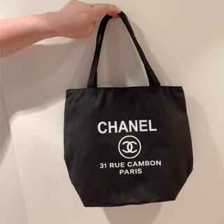 CHANEL - シャネル ノベルティ トートバッグ
