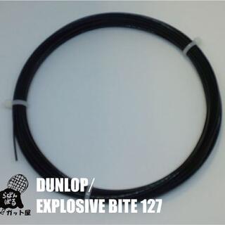 ダンロップ(DUNLOP)の【12Mカット】エクスプロッシブ・バイト 1.27mm 1張り/ダンロップ(その他)