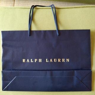 ラルフローレン(Ralph Lauren)のRALPH LAUREN ショップ袋(ショップ袋)