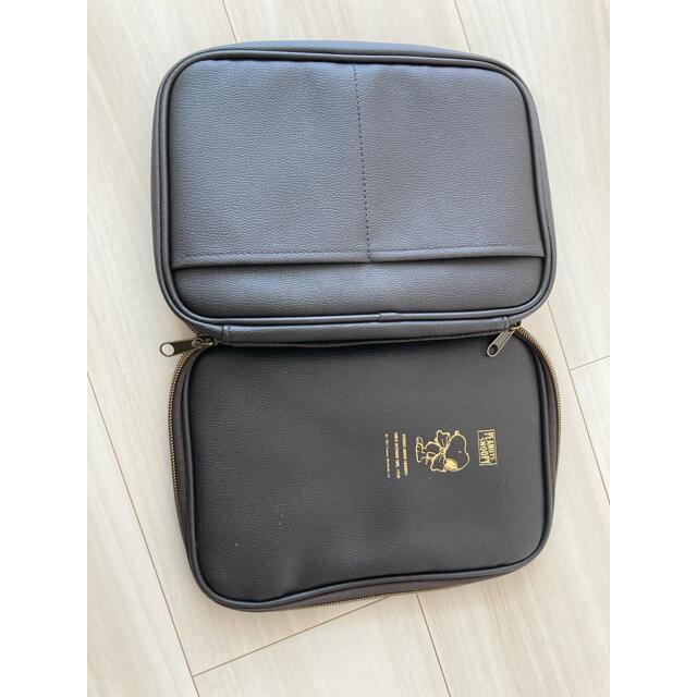 宝島社(タカラジマシャ)のSNOOPY 10ポケット収納ポーチ レディースのファッション小物(ポーチ)の商品写真