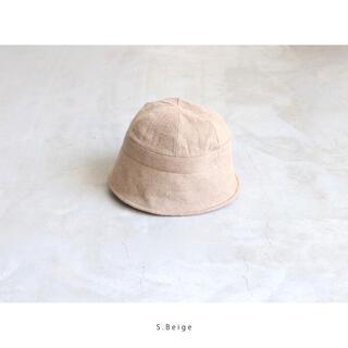 コモリ(COMOLI)の『新品未使用』Nine Tailor  Castana Hat(ハット)