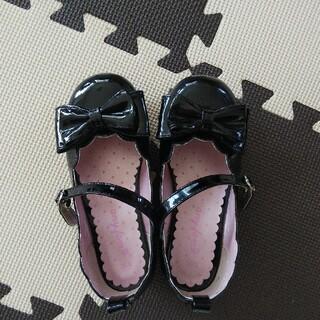 エニィファム(anyFAM)の入学式 発表会 フォーマル靴 20センチ(フォーマルシューズ)