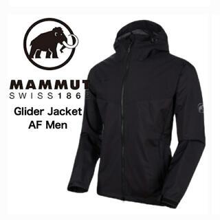マムート(Mammut)のグライダージャケット アジアM(マウンテンパーカー)