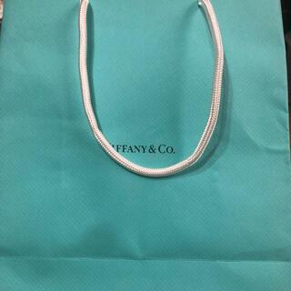ティファニー(Tiffany & Co.)のティファニー袋(ショップ袋)