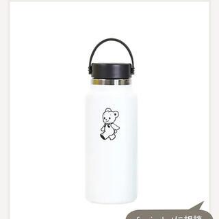 ファミリア(familiar)のハイドロフラスク ステンレスボトル 32 oz ファミリア コラボ 新品 水筒 (水筒)