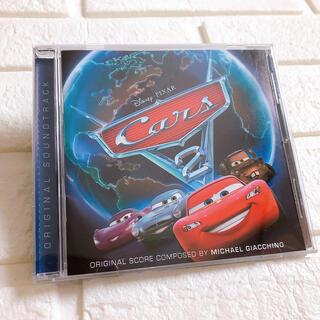 ディズニー(Disney)のカーズ2 オリジナルサウンドトラック 輸入盤(映画音楽)