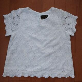 マーキーズ(MARKEY'S)のMARKEY'S  レースシャツ 140cm(Tシャツ/カットソー)