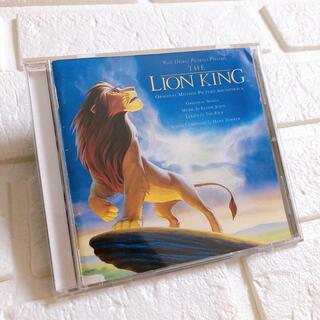 ディズニー(Disney)のライオンキング サウンドトラック(映画音楽)