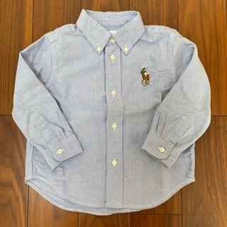 ラルフローレン(Ralph Lauren)のラルフローレン シャツ 羽織 春 コットン Big Pony オックスフォード(その他)