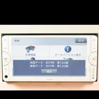 トヨタ - 良品 トヨタ純正メモリーナビ NSCP-W62 2019年データ!  動作確認済