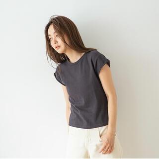 シールームリン(SeaRoomlynn)のサークルネックTシャツ ブラック(Tシャツ(半袖/袖なし))