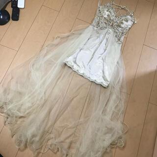 エンジェルアール(AngelR)のluxe style キャバドレス(ロングドレス)