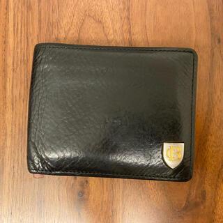ブラックレーベルクレストブリッジ(BLACK LABEL CRESTBRIDGE)のブラックレーベル  クレストブリッジ 二つ折り財布(折り財布)