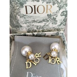 Dior - DIOR パール イヤリング ピアス