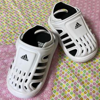 adidas - adidas ベビーサンダル 12cm 新品未使用