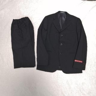 ミキハウス(mikihouse)のすぬーぴー様専用 ミキハウス 130 スーツ ネクタイ付き(ドレス/フォーマル)
