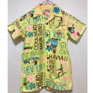 ビームスボーイ(BEAMS BOY)のBEAMS BOY アロハシャツ(シャツ/ブラウス(半袖/袖なし))