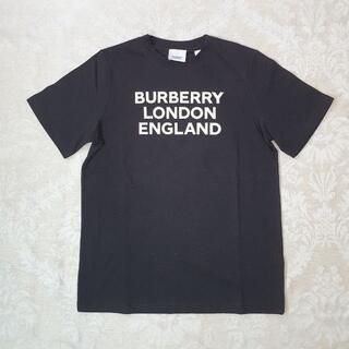 バーバリー(BURBERRY)の【新品・未使用】BURBERRY KIDS ロゴTシャツ ブラック 12Y(Tシャツ/カットソー)