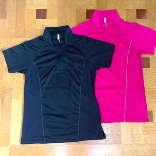 ユニクロ(UNIQLO)の新品同様 速乾ポロシャツ 二枚セット(ポロシャツ)
