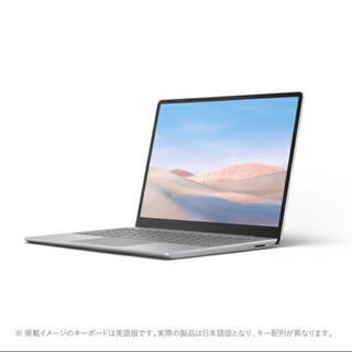 Microsoft - Surface Laptop Go プラチナ THH-00020