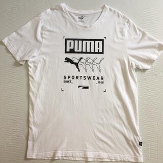 PUMA -  完売品 レア プーマ PUMA ★ Tシャツ 半袖 XL
