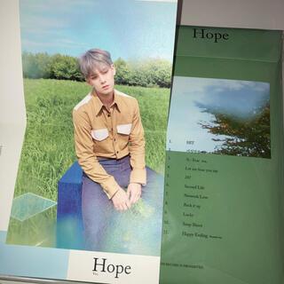 セブンティーン(SEVENTEEN)のAn ode アルバム hope SEVENTEEN セブチ(K-POP/アジア)