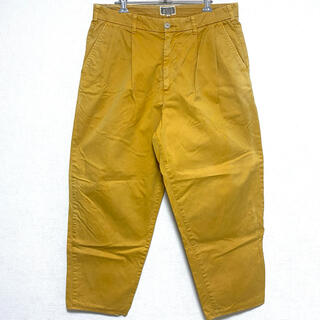 BEAUTY&YOUTH UNITED ARROWS - c.e cavempt キャブエンプト wide chinos