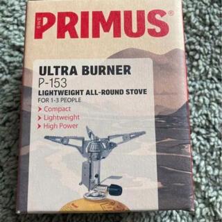 プリムス(PRIMUS)の【新品・未使用】PRIMUS プリムスP-153 ウルトラバーナー(ストーブ/コンロ)