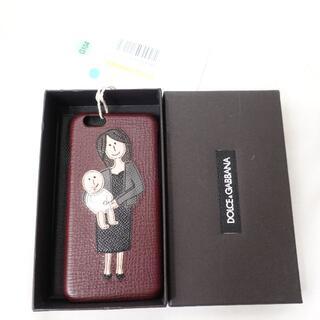 ドルチェアンドガッバーナ(DOLCE&GABBANA)のDolce & Gabbana iPhoneケース ブラウン(iPhoneケース)