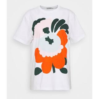 マリメッコ(marimekko)のNokkela Karuselli マリメッコTシャツ(Tシャツ(半袖/袖なし))
