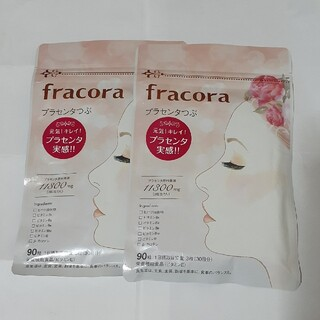 フラコラ(フラコラ)のfracora プラセンタ つぶ(その他)