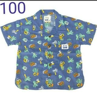 バディーリー(Buddy Lee)の100★Buddy Lee★ヤシの木柄アロハシャツ★新品(Tシャツ/カットソー)