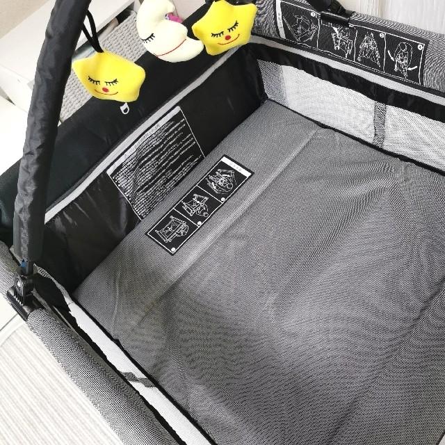 KATOJI(カトージ)のカトージ ニューヨークベビー  ベビーベット プレイヤード  ベビーサークル キッズ/ベビー/マタニティの寝具/家具(ベビーベッド)の商品写真