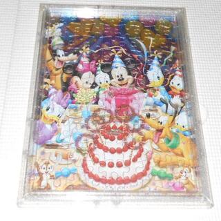 ディズニー(Disney)のディズニー パズル ミッキーマウス 108ピース 額縁付 サイズ 20×28cm(その他)