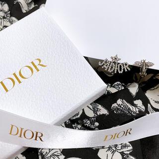 ディオール(Dior)のDiorイヤリング(新品未使用)(イヤリング)