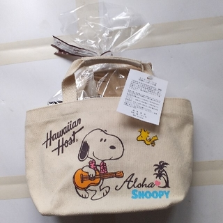 スヌーピー(SNOOPY)のハワイアンホーストスヌーピートートバッグ(チョコ&クッキー)セット(菓子/デザート)