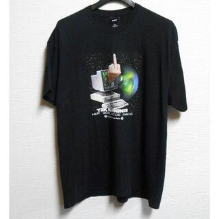HUF - HUF*ハフ*US:XXL/ブラック[Y2K DAY]プリント半袖Tシャツ
