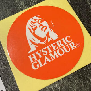 HYSTERIC GLAMOUR - Hysteric Glamour Sticker ⬜︎#hg1