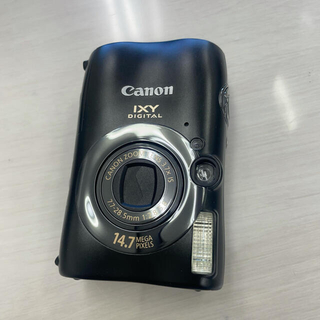 キヤノン(Canon)のCanon デジタルカメラ IXY DIGITAL 3000IS BK(コンパクトデジタルカメラ)