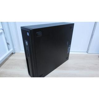 HP - スリムゲーミングPC 新品GTX1050Ti i5-6500 SSD240GB