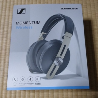 SENNHEISER - ゼンハイザー MOMENTUM Wireless M3AEBTXL BLACK