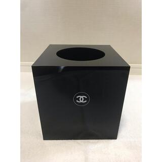 CHANEL - CHANEL シャネル ペーパーホルダー ゴミ箱 インテリア