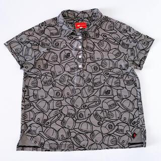 New Balance - new balance golf ニューバランス ゴルフウェア ポロシャツ