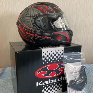 オージーケー(OGK)のKabuto KAMUI-3 CIRCLE(ヘルメット/シールド)