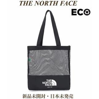 THE NORTH FACE - 【新品】ザノースフェイス オールメッシュショルダーバッグ トート ブラック