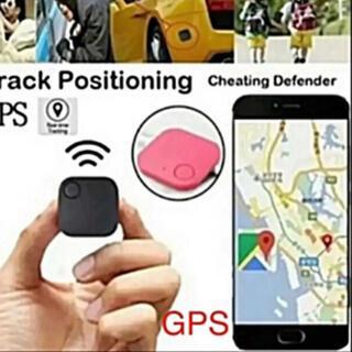 GPS 小型 携帯 忘れ物防止 音鳴る!  新品未使用 シャッター機能付(その他)
