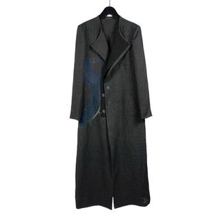 Yohji Yamamoto - 最終値下 早い者勝ち 30万 20ss ヨウジヤマモト ドレスコート Look1