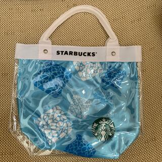 Starbucks Coffee - スタバ スターバックス クリアバック